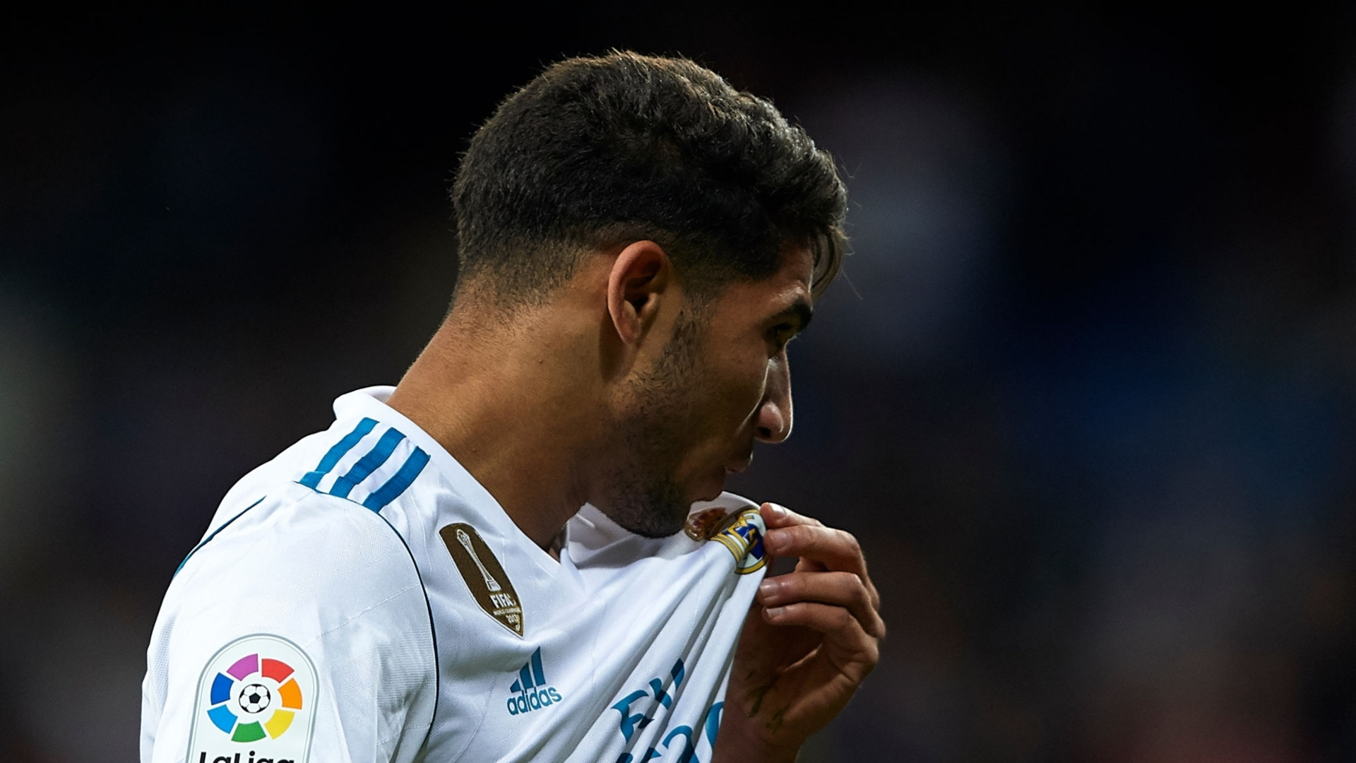 Hakimi sends goodbye message to Real Madrid