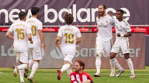 Match Report: Athletic Club 0-1 Real Madrid