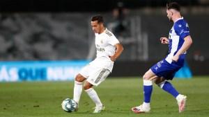 Varane and Lucas react to win over Deportivo Alavés