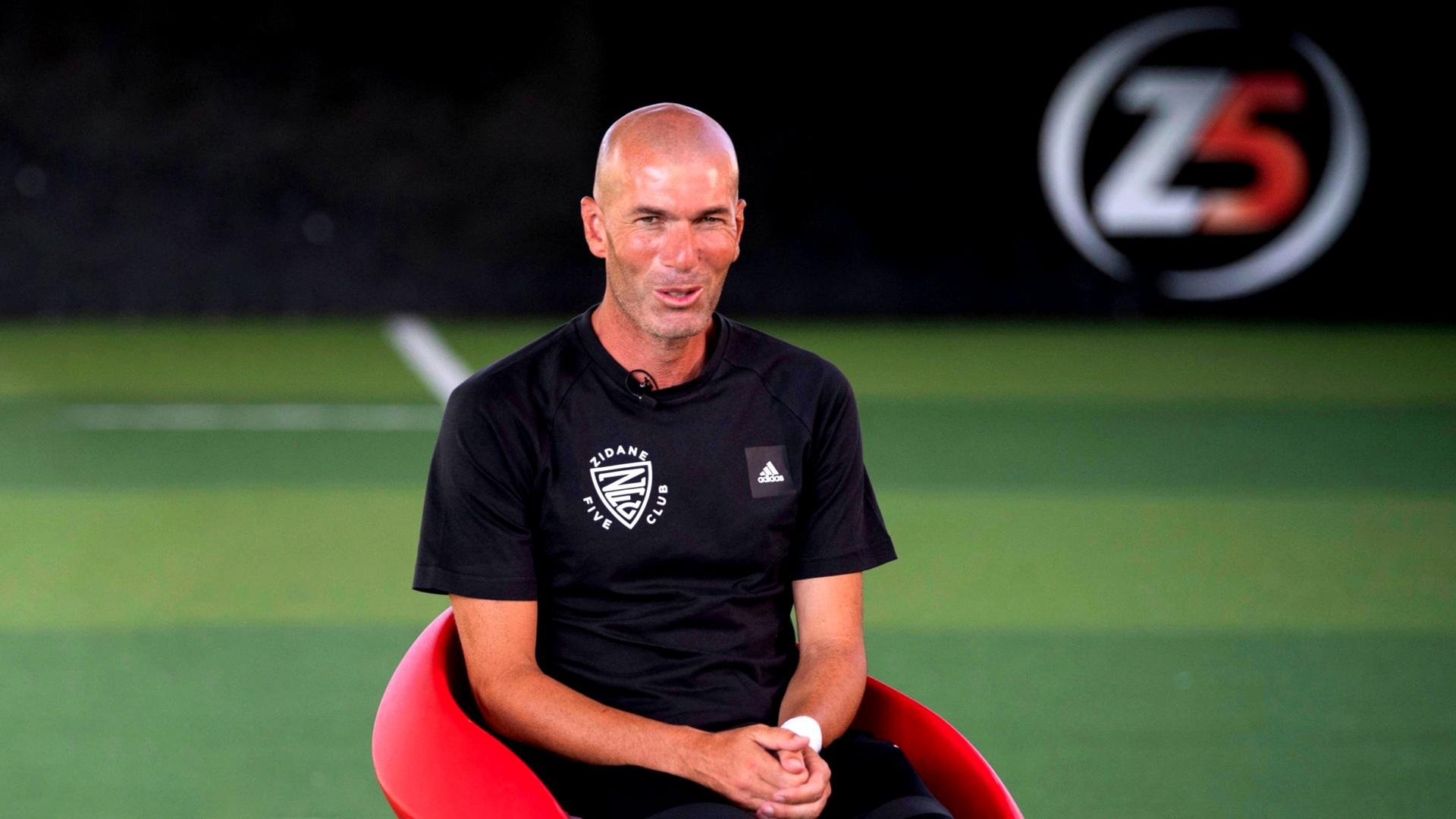 "Zidane: ""La Liga win was the best day of my professional life"""
