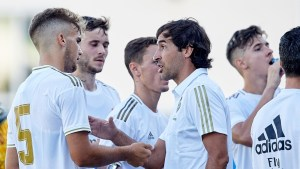 Real Madrid are hoping La Fabrica continues to bring in the euros