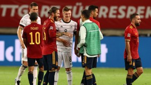 Real Madrid: Nations League round-up