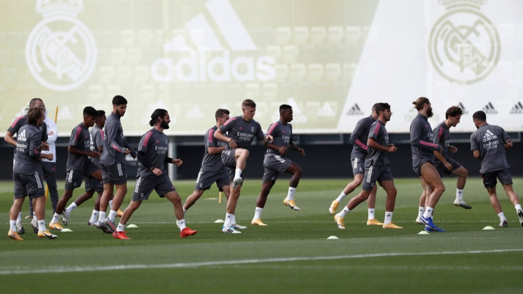 Confirmed: Real Madrid's 22-man squad for Real Betis clash