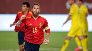 Nations League Round-up: Ramos at the double