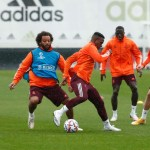 Confirmed: Real Madrid's 19-man squad to face Shakhtar Donetsk