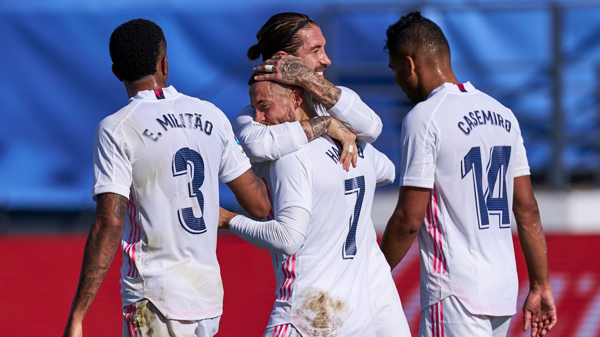 Match report: Real Madrid 4-1 Huesca