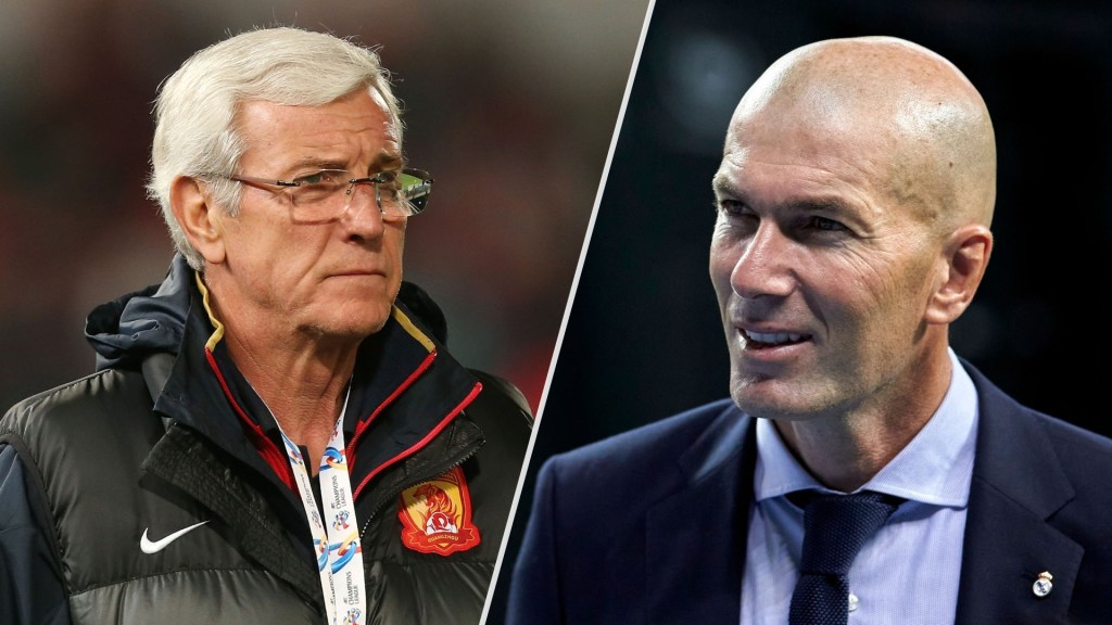 """Zidane coaches like he played the game"" – Marcello Lippi previews Real vs Inter"