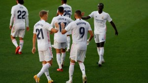 Confirmed: Real Madrid's 20-man squad for the trip to Valencia