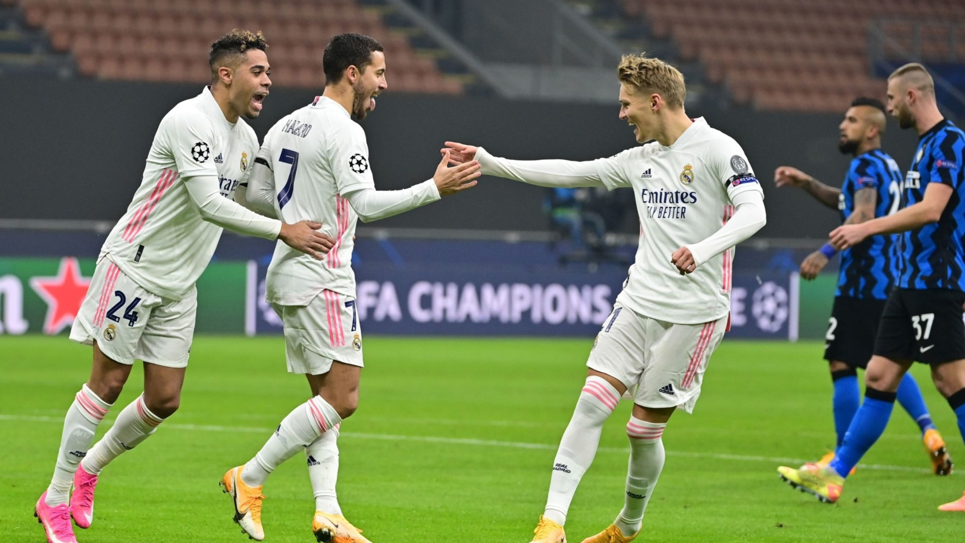 Match report: Inter Milan 0-2 Real Madrid
