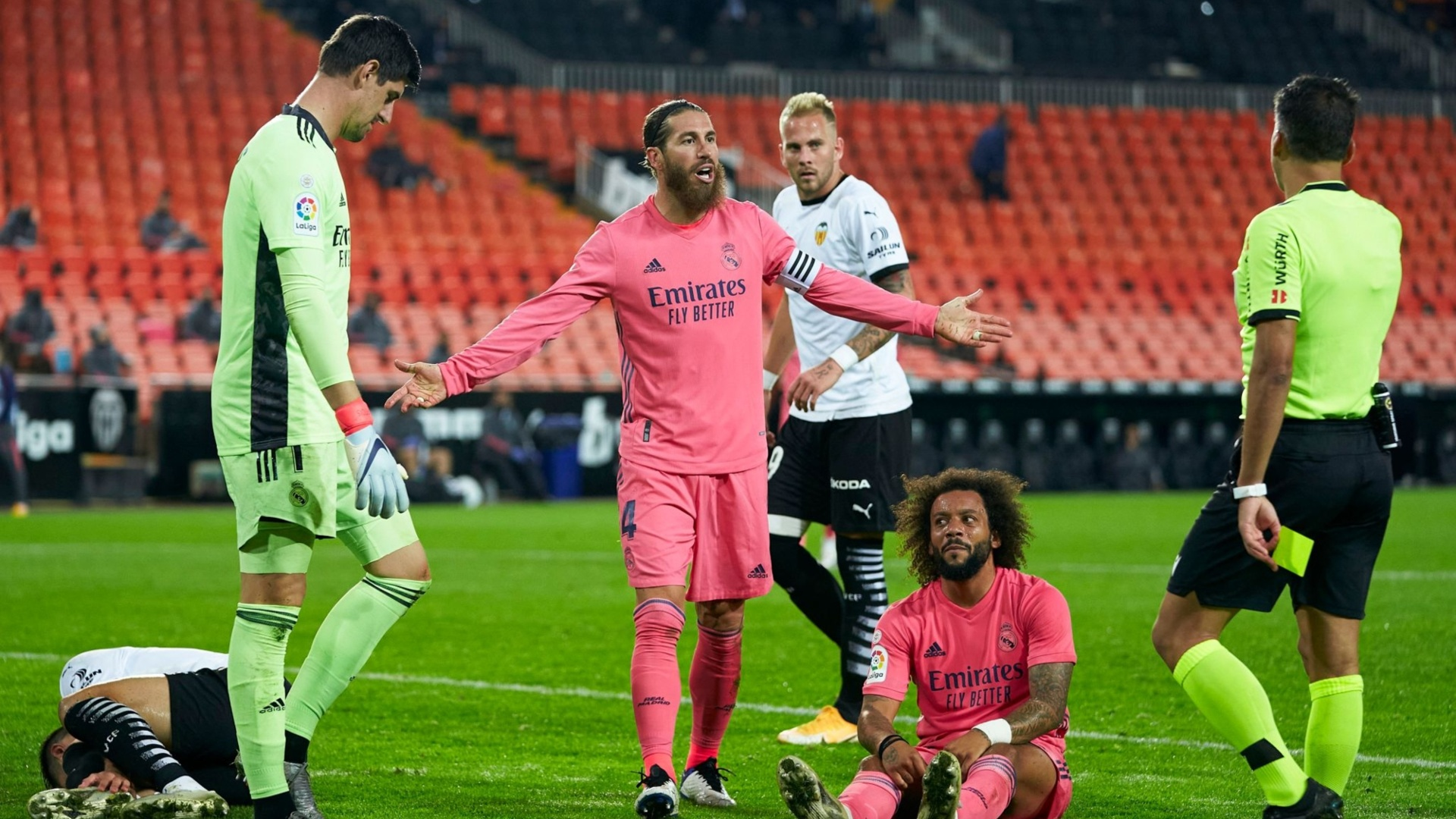 Match Report: Valencia 4-1 Real Madrid