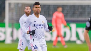 """Casemiro: """"At Real Madrid we all live and breathe the Champions League"""""""