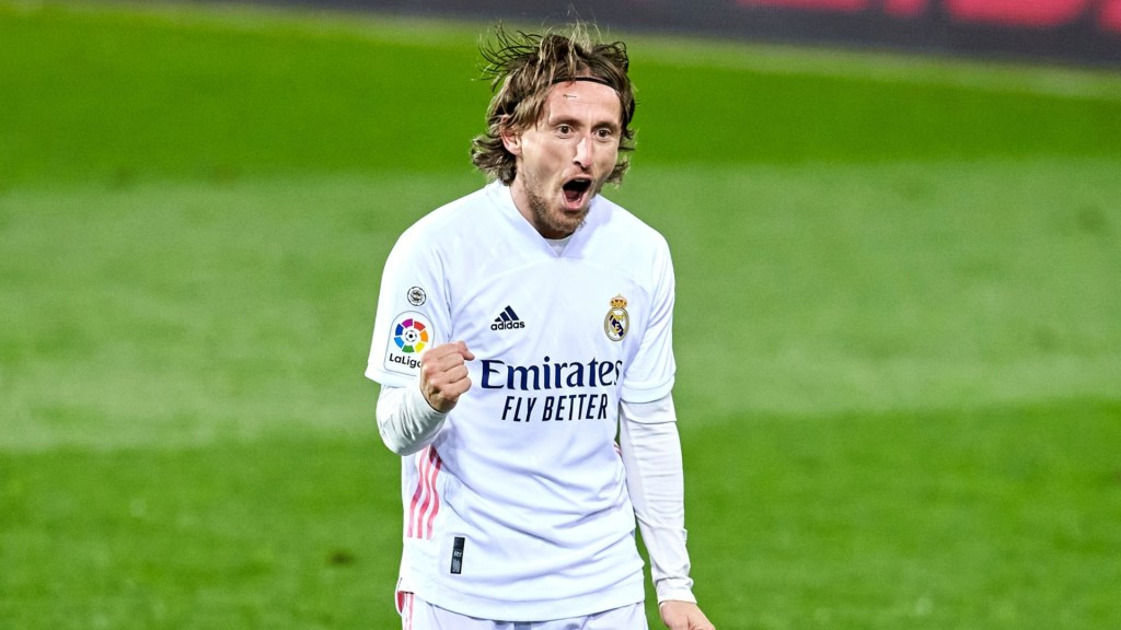 More than an artist, Modric ranks among the best midfielders ever
