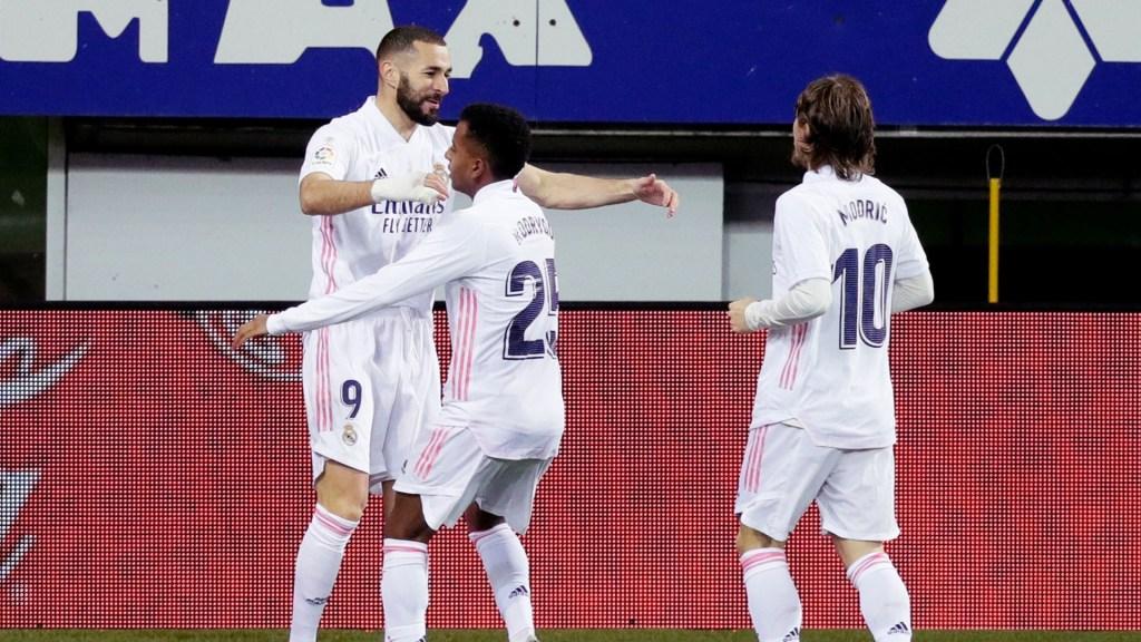Match Report: Eibar 1-3 Real Madrid