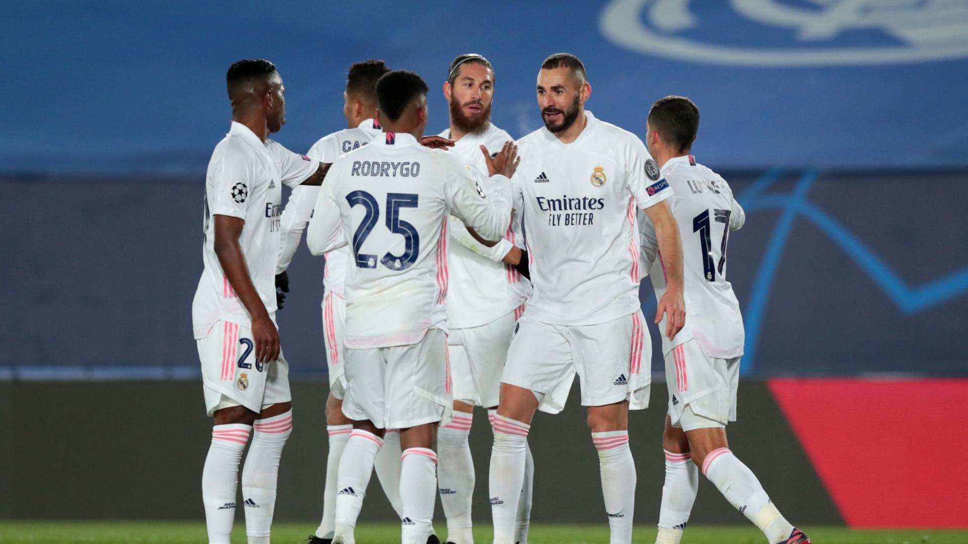 Match Report: Real Madrid 2-0 Borussia Mönchengladbach