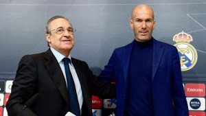 Real are a mess, and the egos of Florentino and Zidane aren't helping
