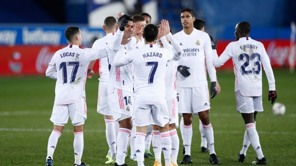 Match Report: Deportivo Alaves 1-4 Real Madrid