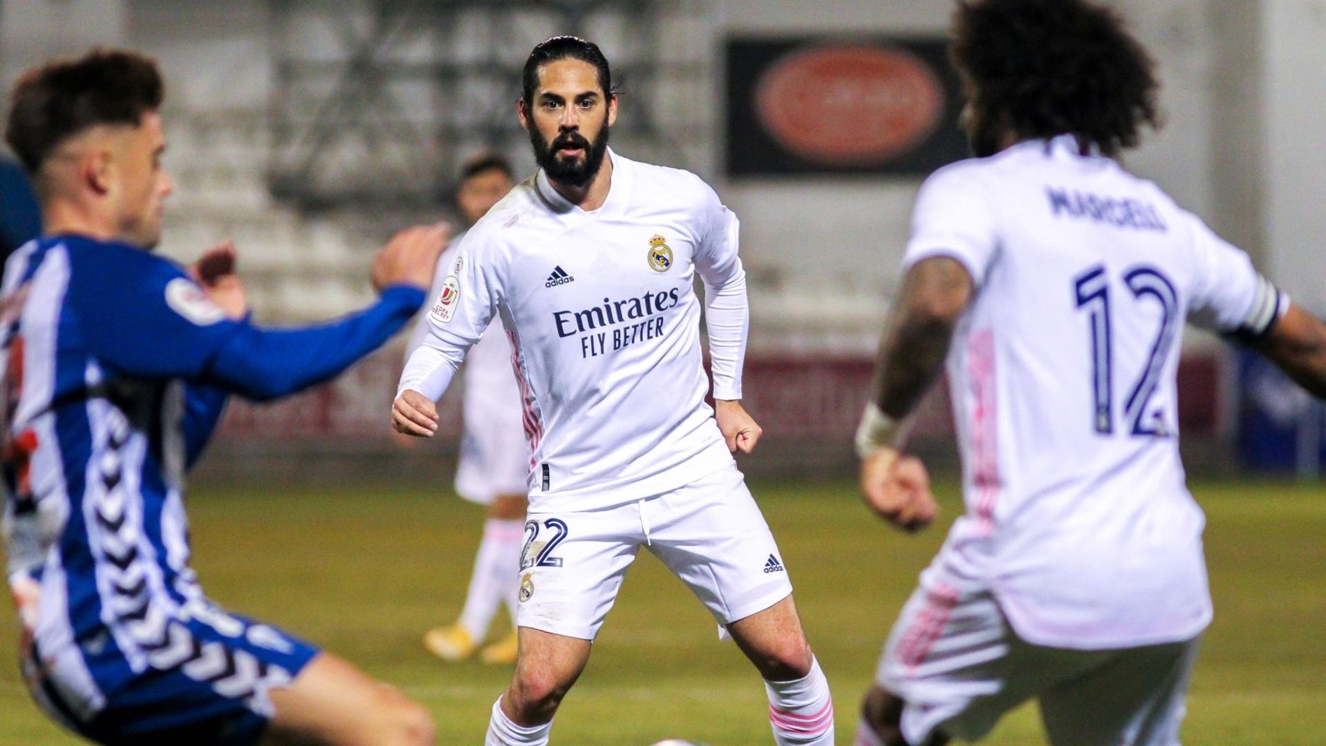 Match Report: CD Alcoyano 2-1 Real Madrid