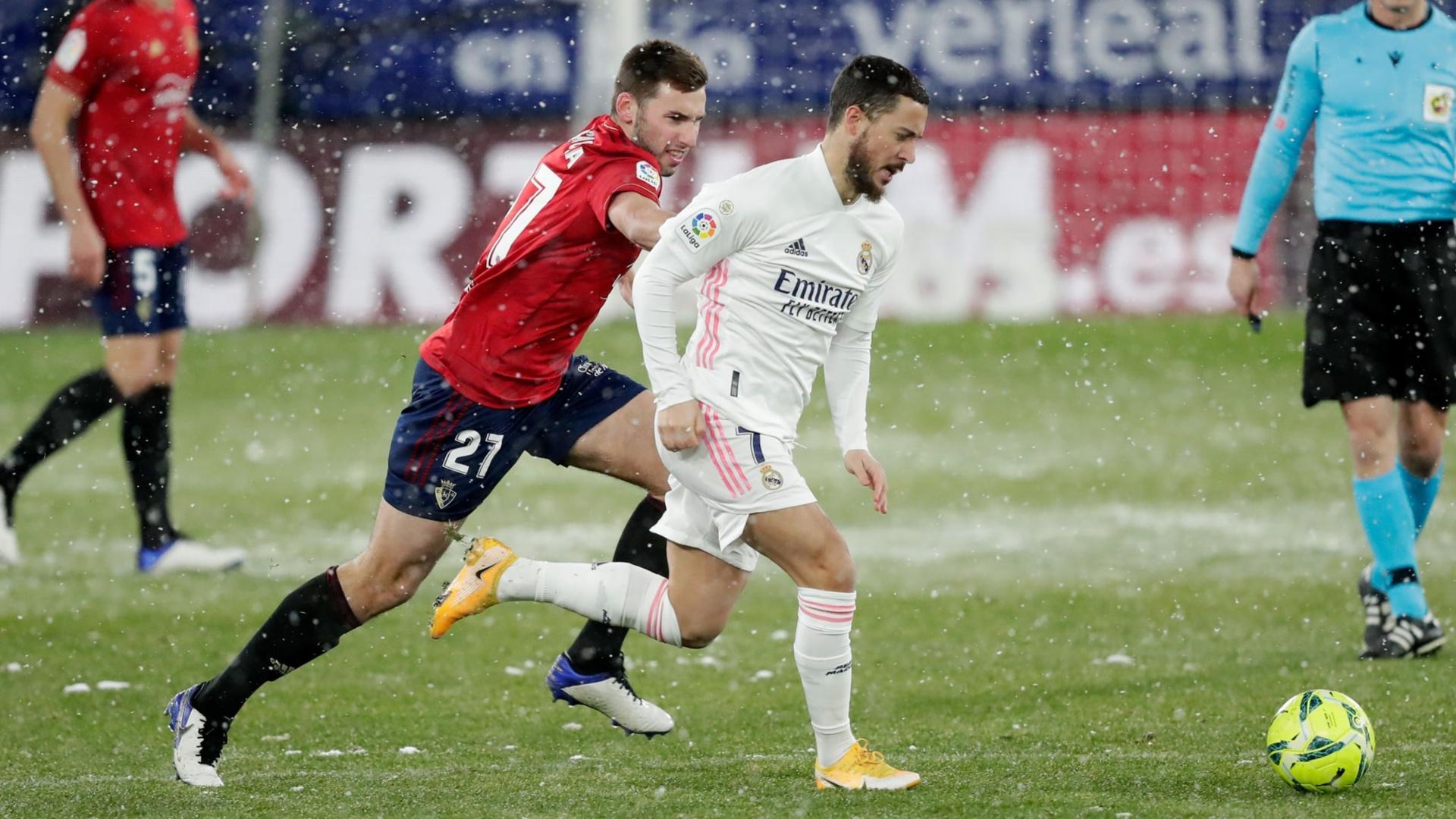 Match Report: Osasuna 0-0 Real Madrid