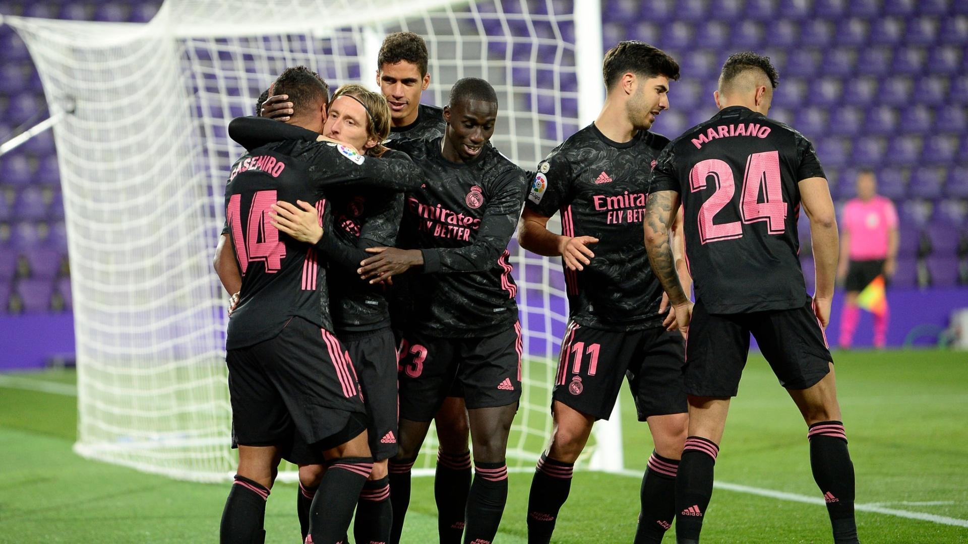 Match Report: Real Valladolid 0-1 Real Madrid