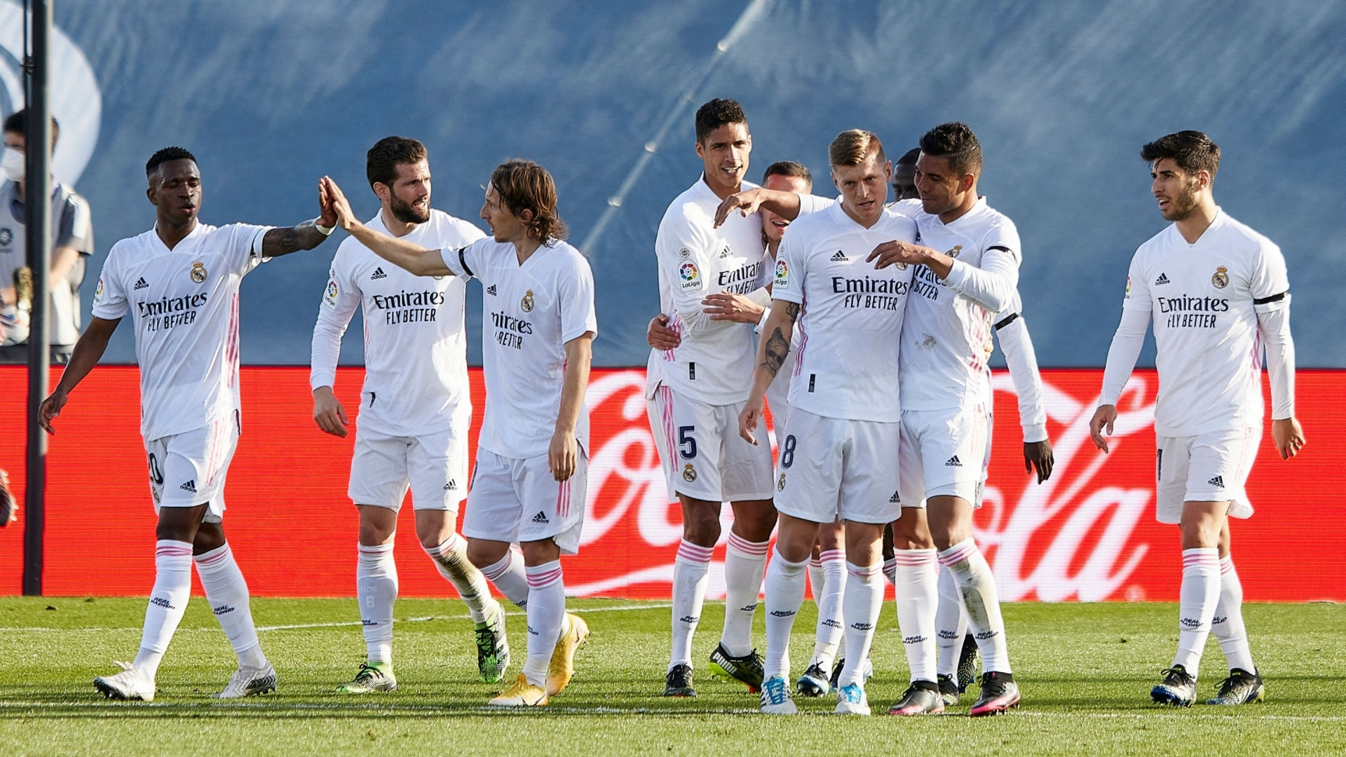 Confirmed: Real Madrid's 19-man squad for Valladolid clash