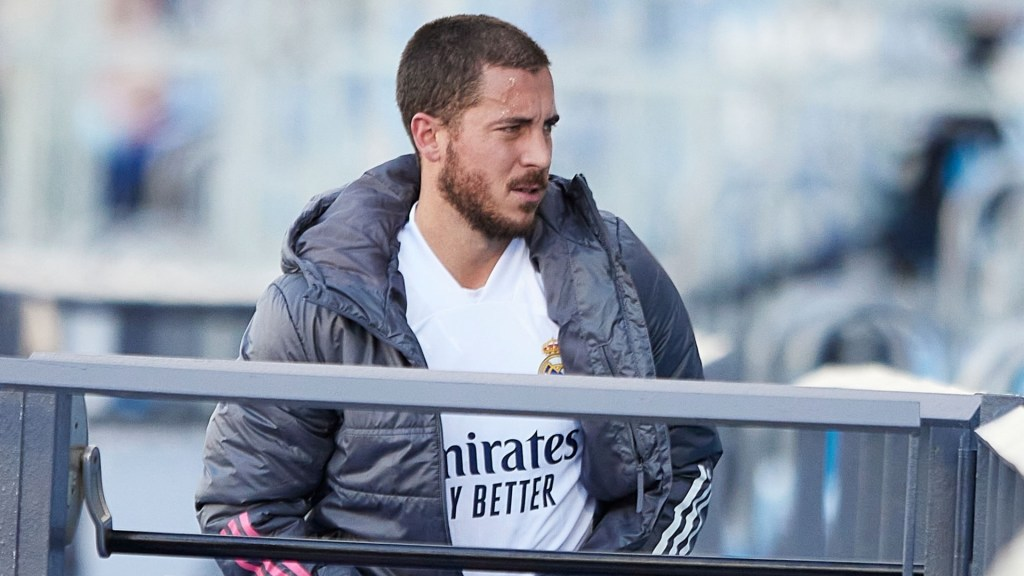 The show must go on, Madrid cannot wait for Hazard