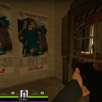 A Jockey is riding Mio: Left 4 Dead 2 and K-On! mods
