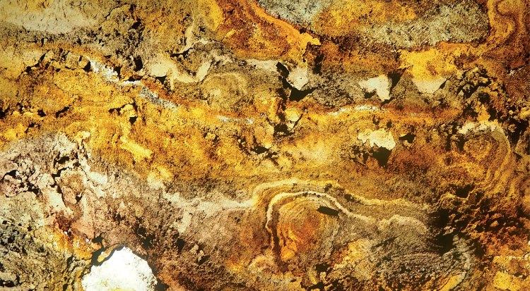 แผ่นหินวีเนียร์ โปร่งแสง Indian Autumn