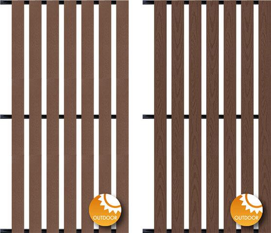 ไม้รั้ว ไม้ระแนง RC RB