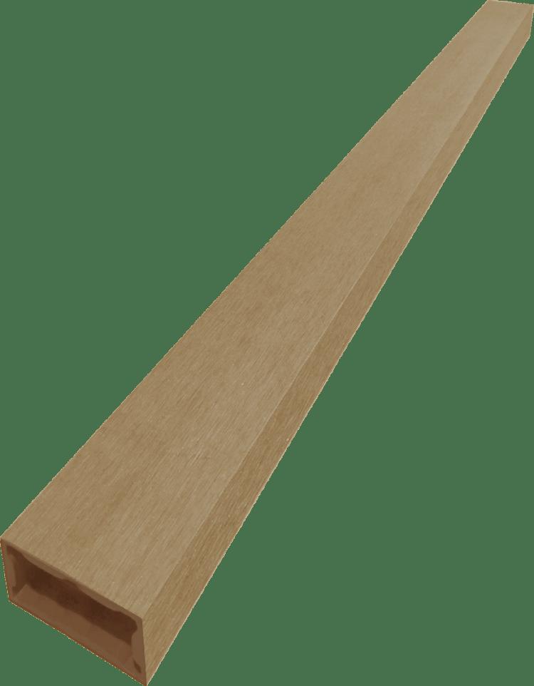 ไม้ระแนง PHDCO สี Teak