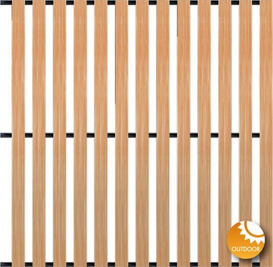 ไม้รั้ว ไม้ระแนง R