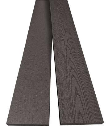 ไม้รั้ว ไม้ระแนง RC สี Oak