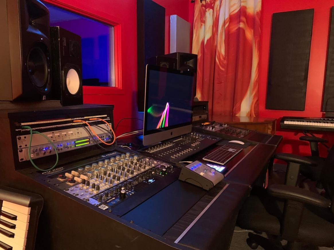 Infinite Recording - Studio A