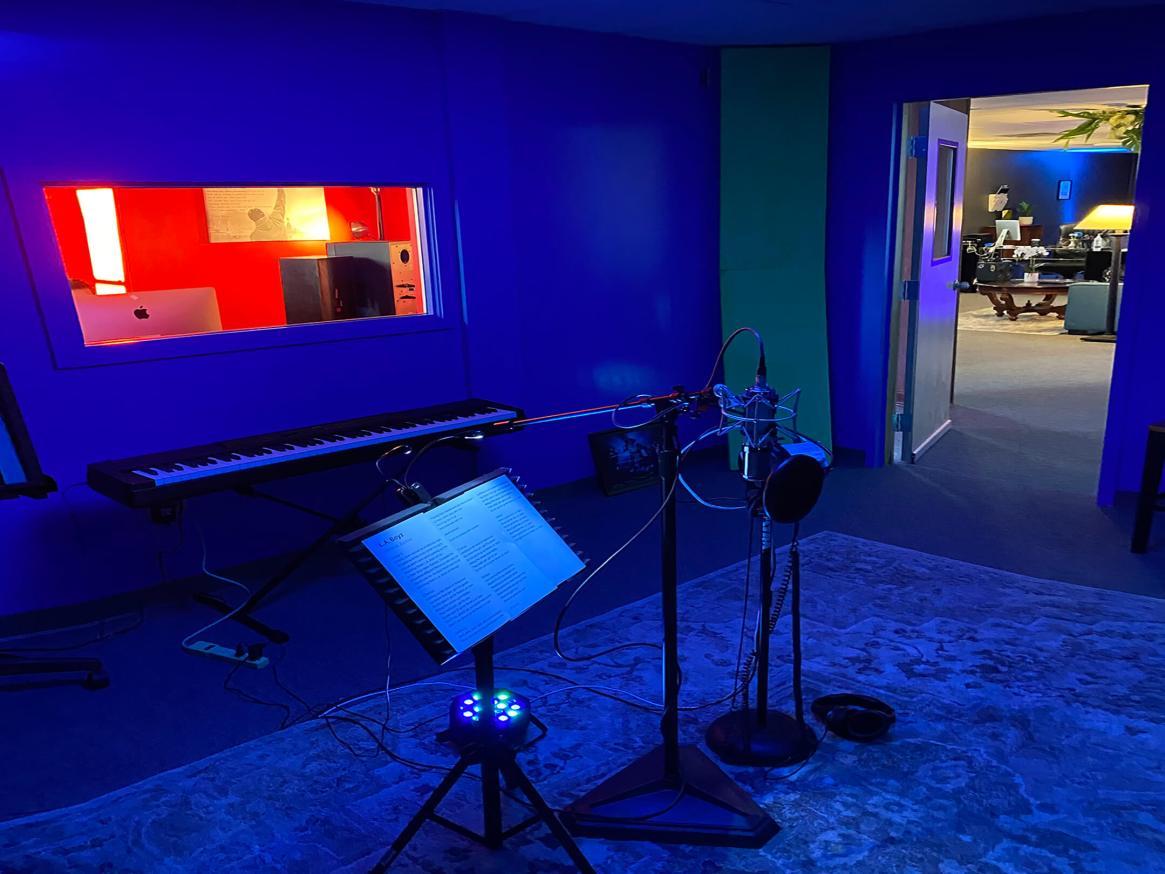 Infinite Recording Studios - Studio A Live Room