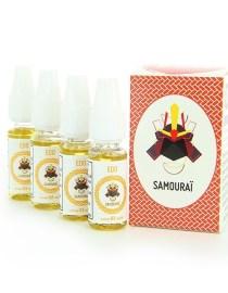 Samourai 4x10 ml EDO