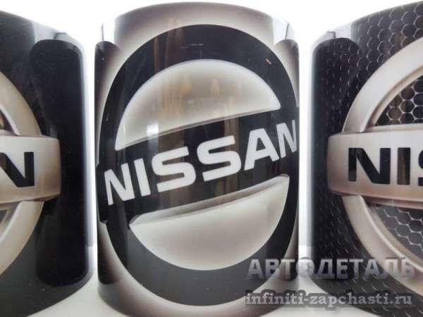Кружка с логотипом Ниссан / Расходные материалы / КАТАЛОГ