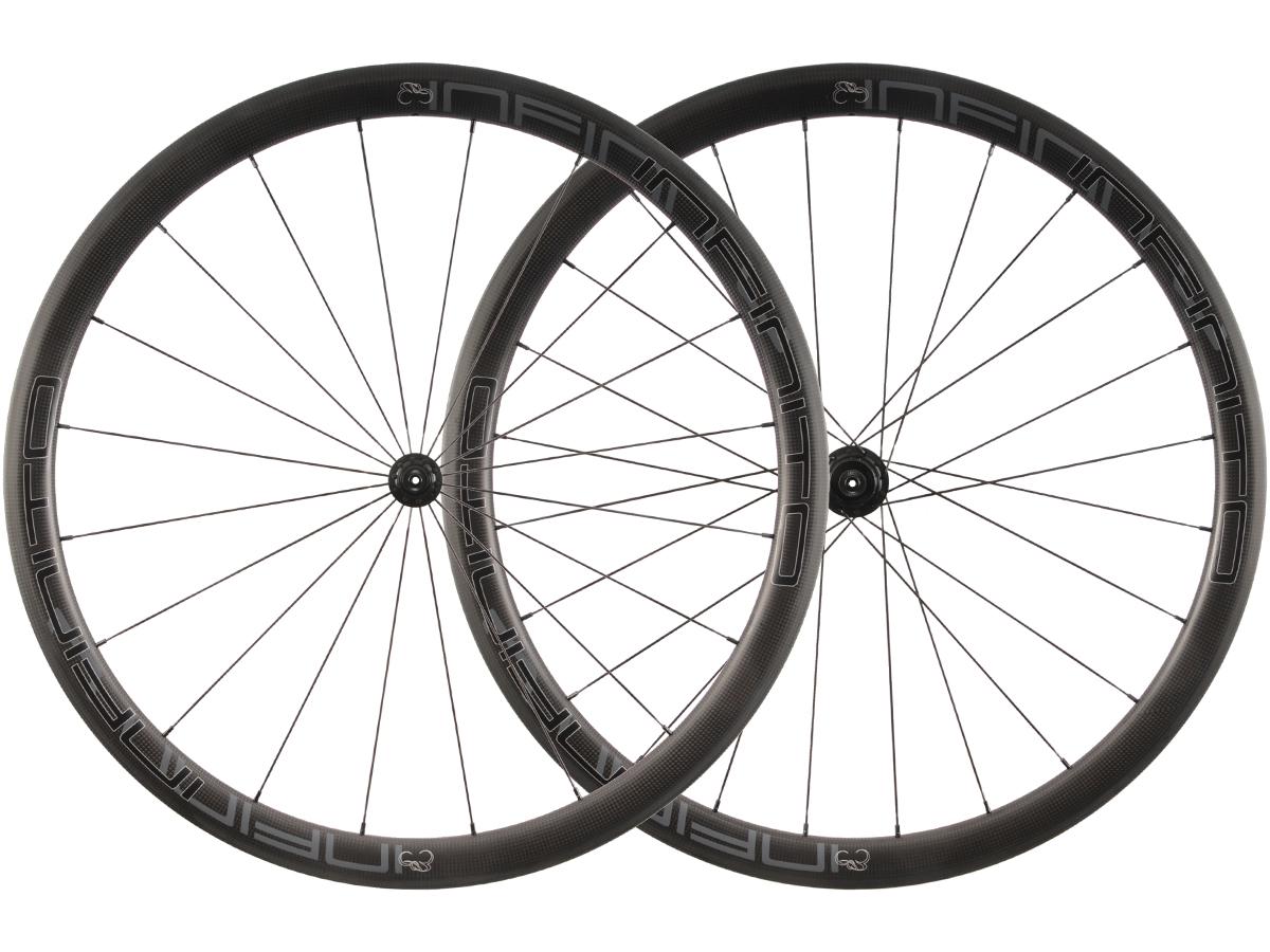 R4C – Zwarte velg – Zwarte naaf