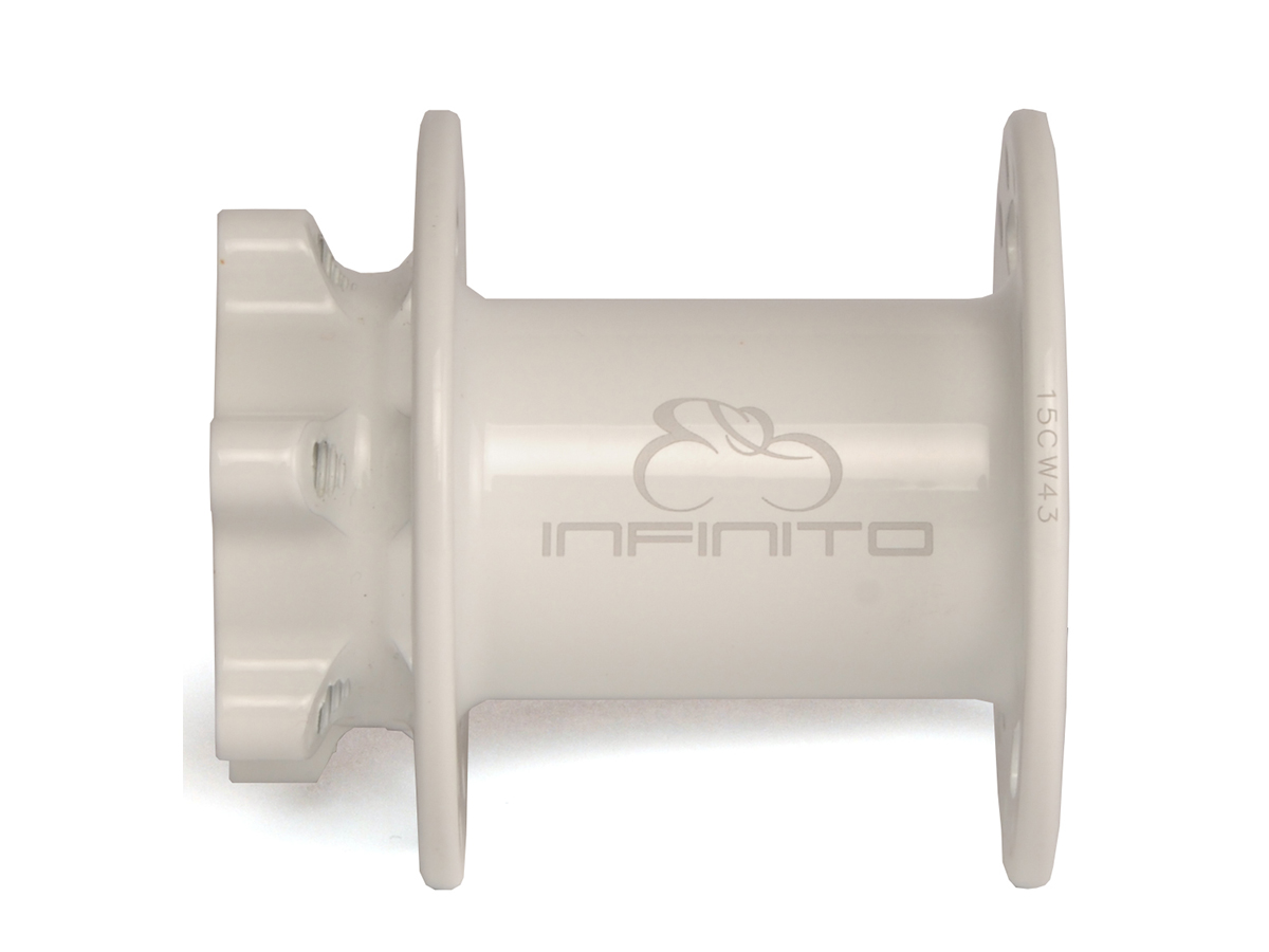 Infinito white lefty-hub