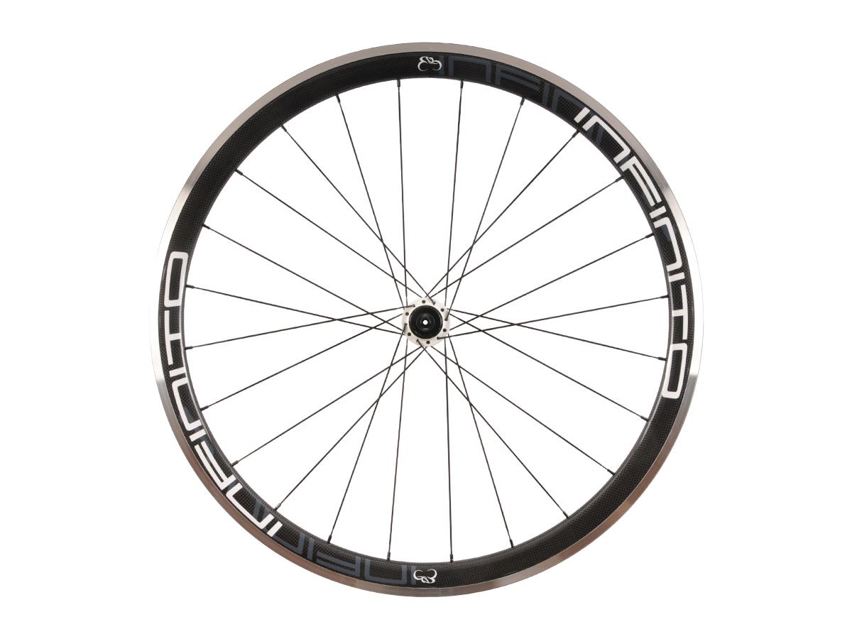 R4AC – Witte velg – Witte naaf – Rear – 1