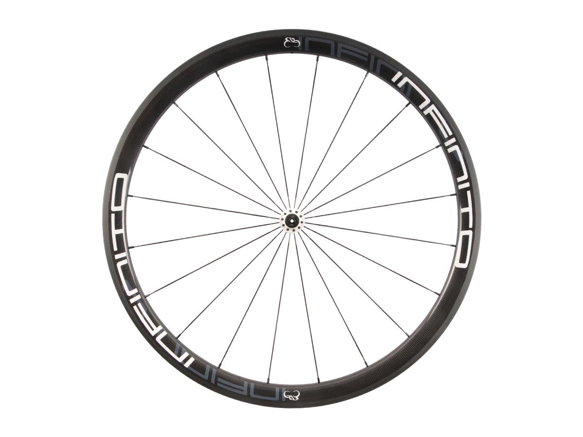 R4C – Witte velg – Witte naaf – Front – 1