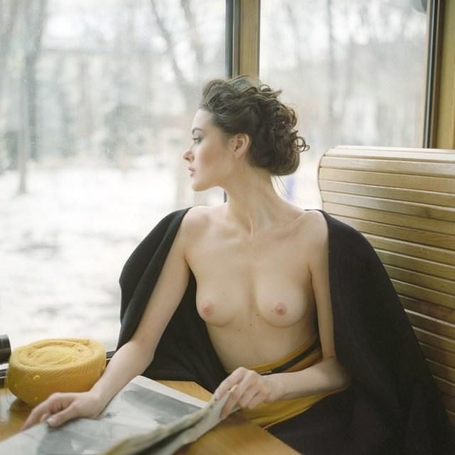 Ruslan Lobanov foi o vencedor da categoria Nude (Professional)