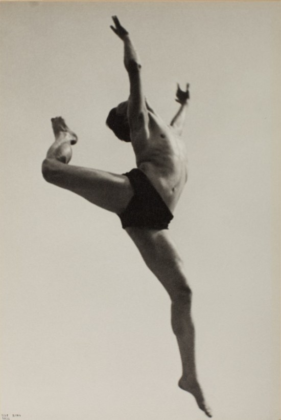 Ilse Bing Willem - Dancer - 1932