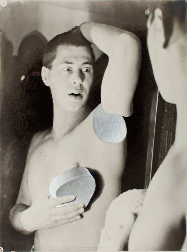 Herbert Bayer - Self-Portrait - 1932