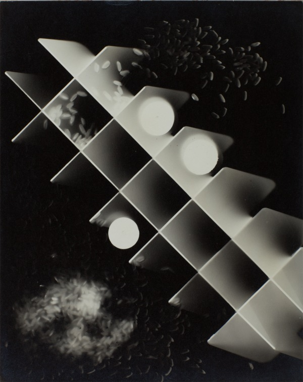 Margaret de Patta - Ice Cube Tray with Marbles and Rice - 1939