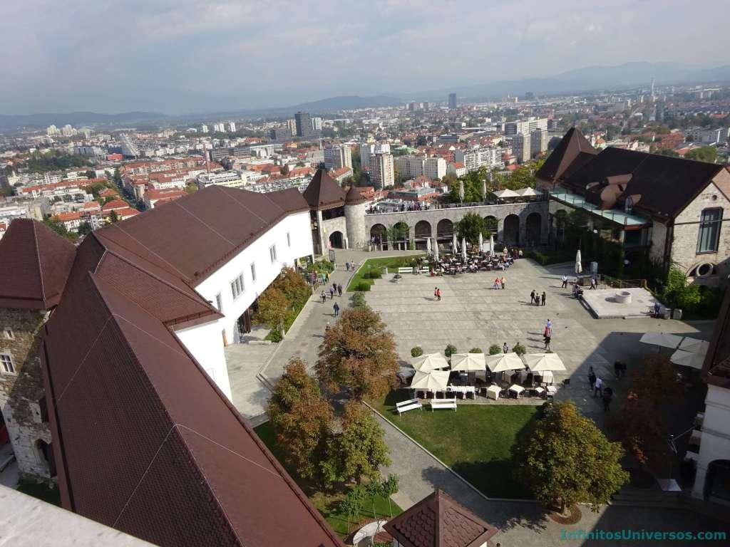 Liubliana Qué ver en Liubliana en un día Qué ver en Ljubljana en un día