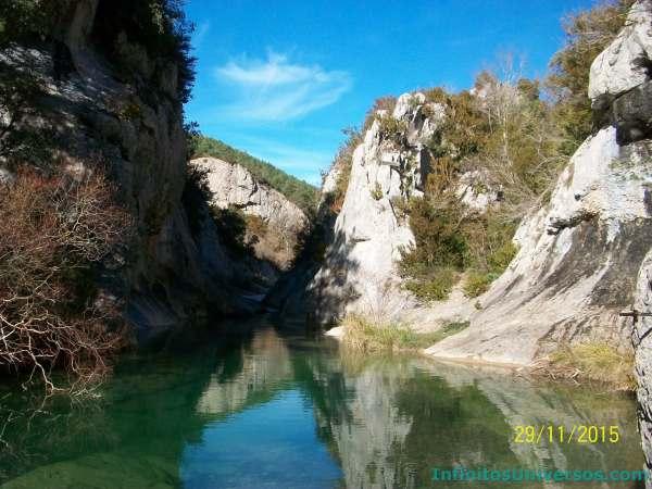 Excursión a la Foz de Santa Colomba