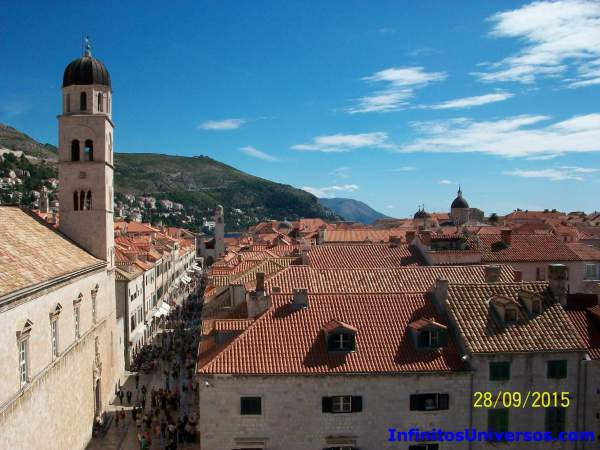 Dubrovnik - Europa en verano