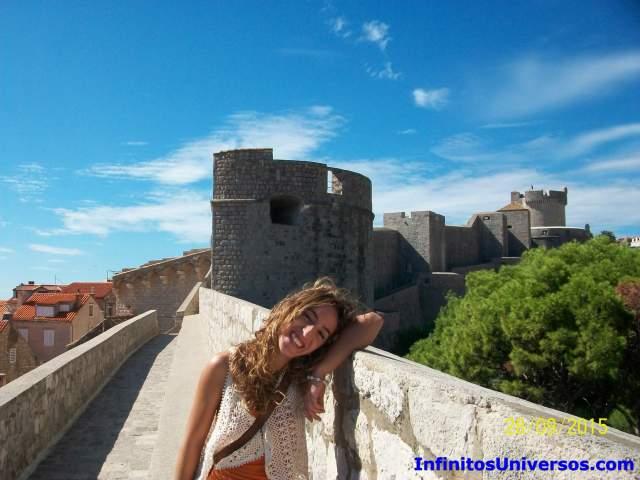 Por las murallas