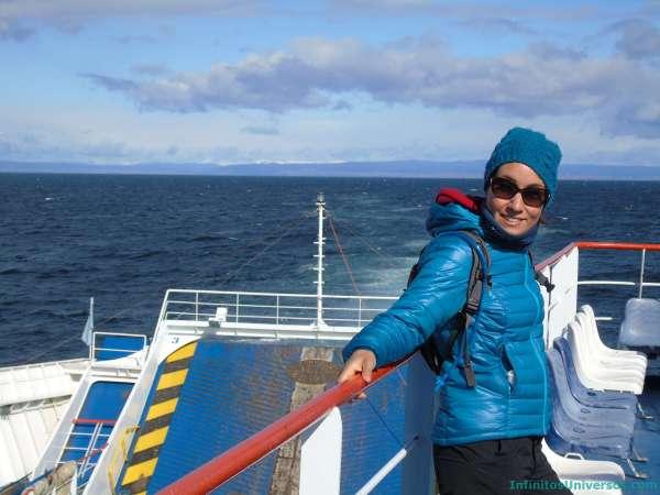 barco patagonia