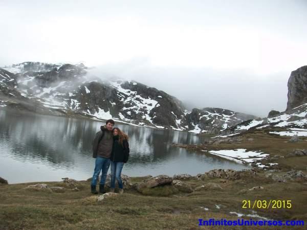 Lagos de Covadonga y Cangas de Onís