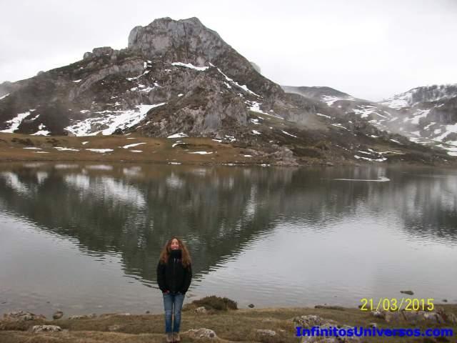 Lagos de Covadonga picos de europa